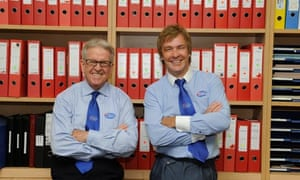 older employees pimlico plumbers