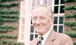 William Hartnell in 1966, shortly before he stood down as Doctor Who.