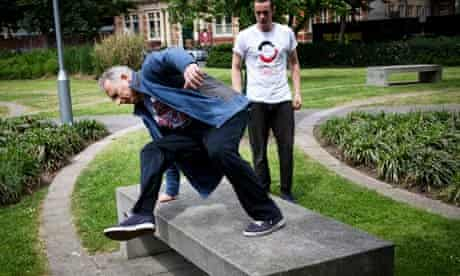Parkour for pensioners