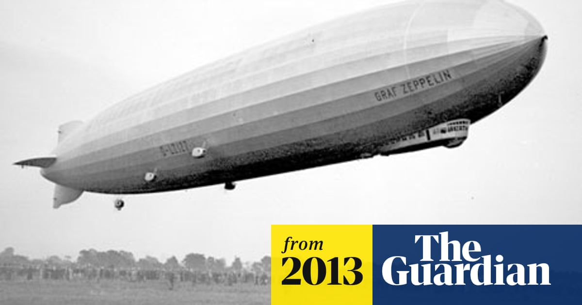 Wurst luck – how Zeppelins hit German sausage-eaters | Food