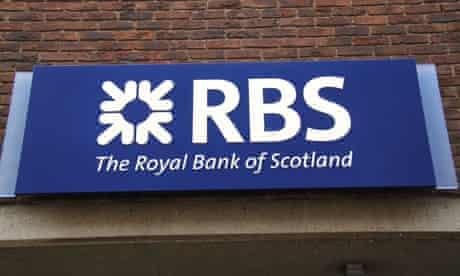 royal bank of scotland sign and logo