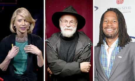 Amy Cuddy, Terry Pratchett and LZ Granderson