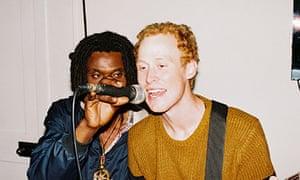 Emmanuel Nzaramba and John Withers.