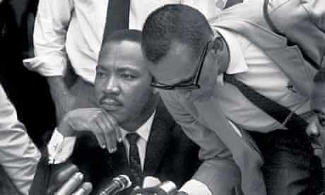 Martin Luther King Wyatt Walker
