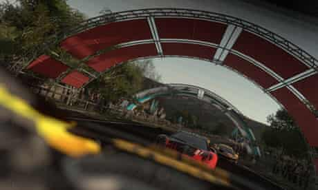 DriveClub tunnel