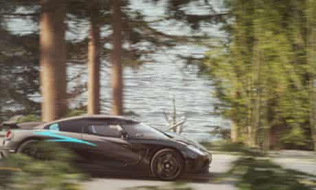 DriveClub side