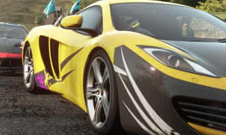 DriveClub yellow