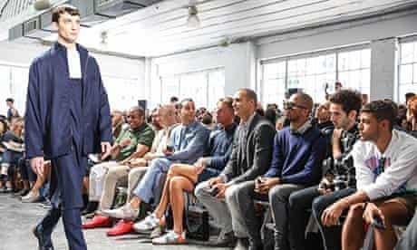 Duckie Brown New York fashion week