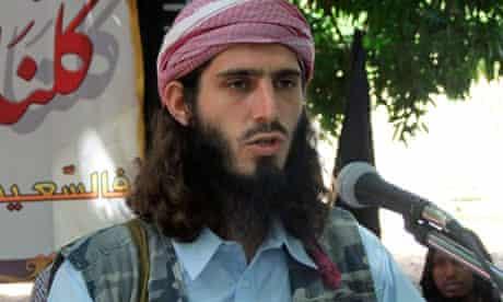 Omar Hammami, also known as Abu Mansoor Al-Amriki