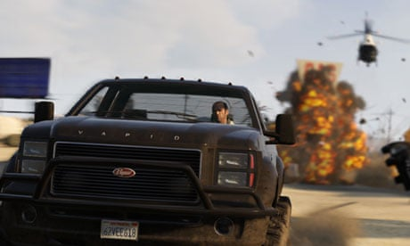 Grand Theft Auto 5 – inside the creative process with Dan