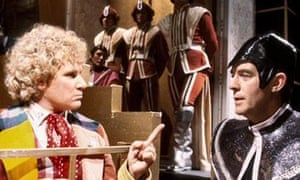 The Trial Of A Timelord Doctor Who Classic Episode 14