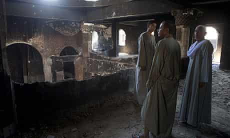 Attacks on Christians in Egypt