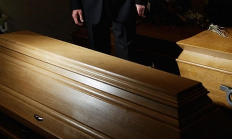 I've been an embalmer for 14 years and see my share of