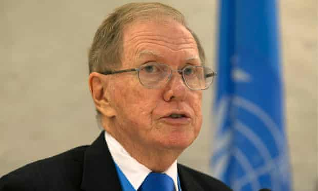 Michael Kirby,  a former Justice of the high court of Australia