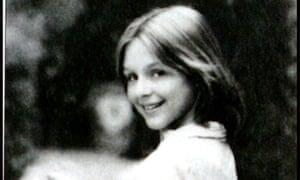 Samantha Geimer as a teenager