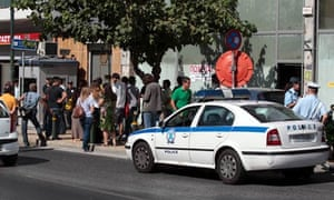 Police raid Golden Dawn's headquarters in Athens