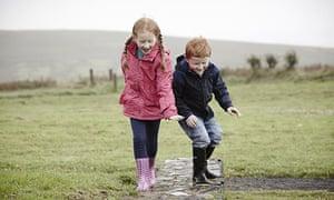 National Trust walk Antrim