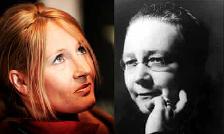 JK Rowling and Dorothy L Sayers - authors who inspire addiction