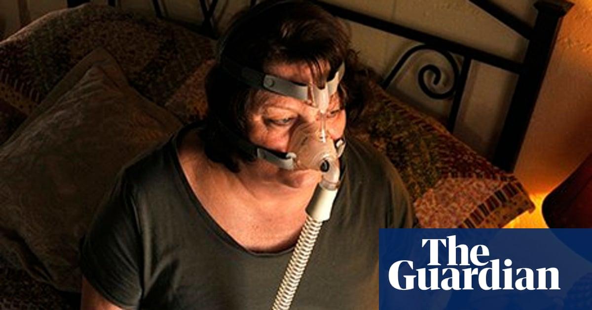 Sleep apnoea made me feel as if I was dying' | Ruth Lopardo