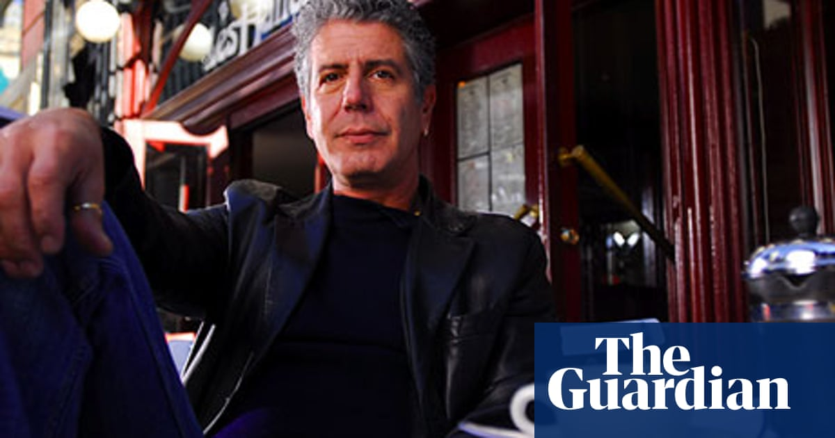696e64e0a Anthony Bourdain | My family values | Life and style | The Guardian