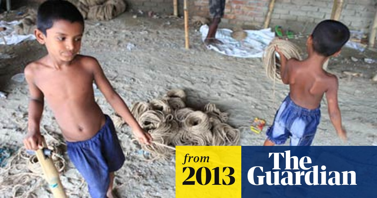Child labour falls by a third to 168 million, says ILO