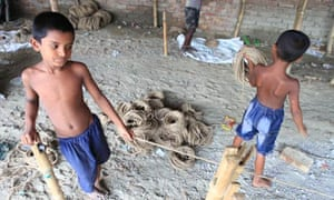 child labour falls by a third to 168 million says ilo global