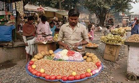 Vegetarian food India