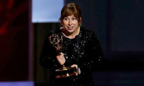 Abi Morgan wins an Emmy