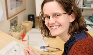 Katie Green portrait