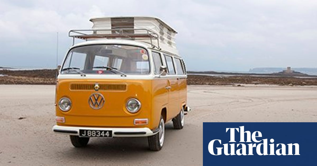 the vw camper farewell to a van so laidback it forces you to unwind travel the guardian. Black Bedroom Furniture Sets. Home Design Ideas