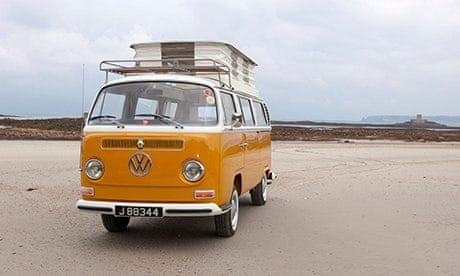 34df5fe896 The VW camper  farewell to a van so laidback it forces you to unwind ...