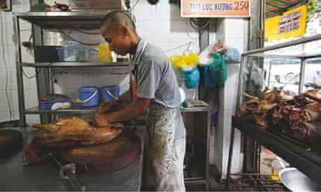 dogmeat restaurant in hanoi