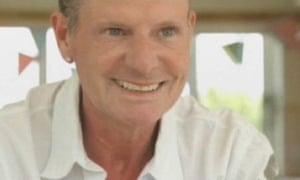 Paul Gascoigne: battling with addiction.