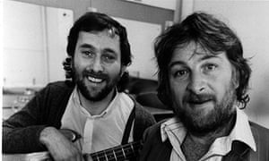 Chas & Dave in 1983 at the height of their fame.