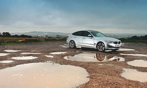 On The Road Bmw 318d Sport Gran Turismo Technology The Guardian