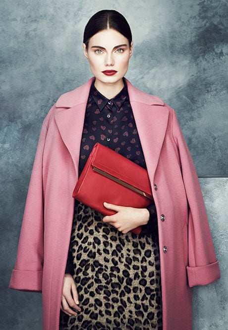 Marks & Spencer pink coat: fashion buy of the day | Fashion | The ...