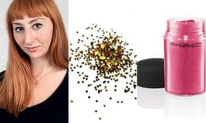 Eva Wiseman's glitter beauty picks