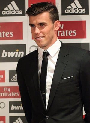 Gareth Bales Hair A Subtle Change For His Move To Real Madrid