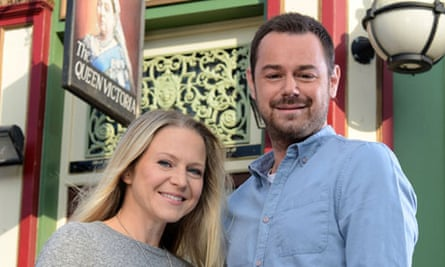 Danny Dyer and Kellie Bright to join EastEnders
