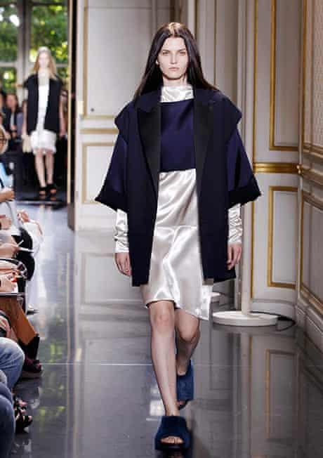 Celine during Paris fashion week