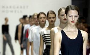London Fashion Week - Margaret Howell Catwalk Show