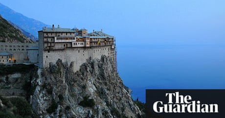 The Broken Road From The Iron Gates To Mount Athos By