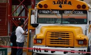 Ciudad Juarez bus driver murders