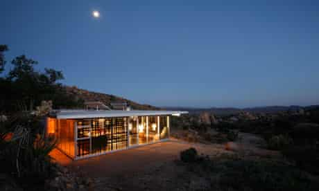 Airbnb house in Pioneertown, California