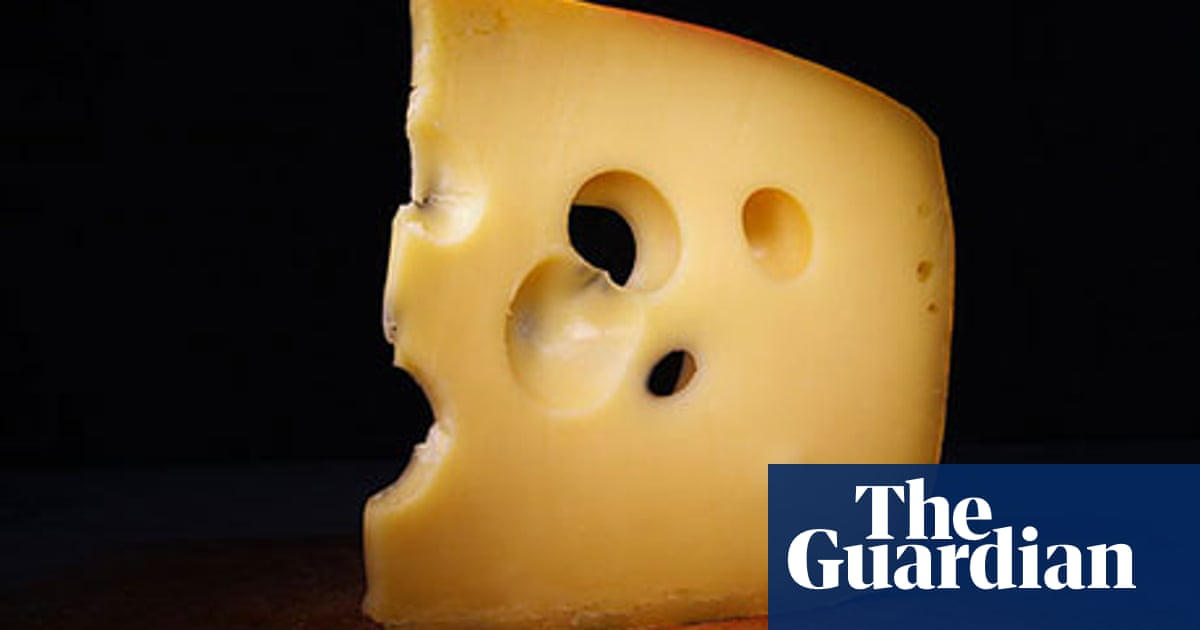 The hole truth about Jarlsberg cheese | Food | The Guardian