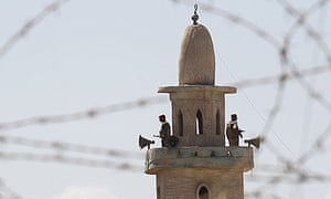 Crackdown on Sinai militants