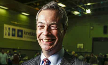 Nigel Farage 2013