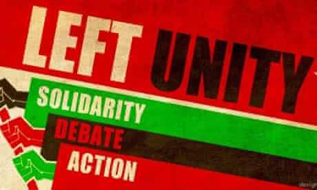 Left Unity logo
