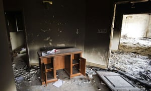 US consulate attack in Benghazi: a challenge to official ...