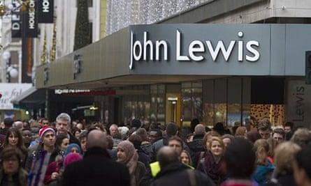 John Lewis Oxford Street London